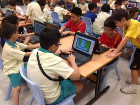 Multi-player Online Math Games