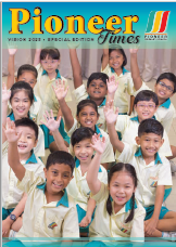 Pioneer Times  Special Edition for Vision 2025